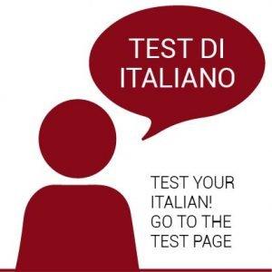 General Italian Entry Test